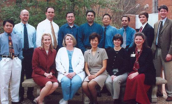 2000-2001 Class